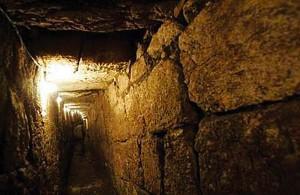 terowongan yerusalem