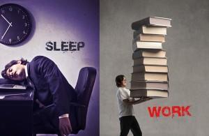 bekerja keras
