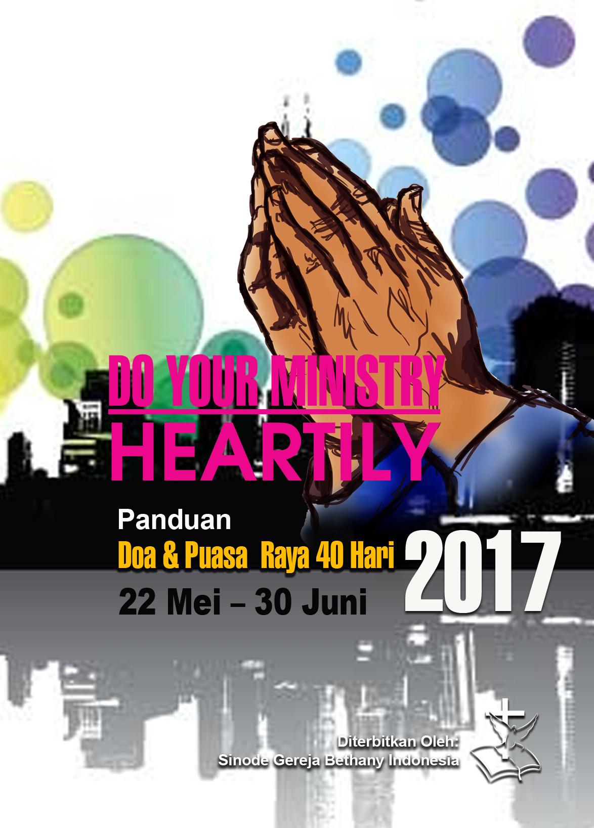 cover DOA PUASA 40 hari 2017